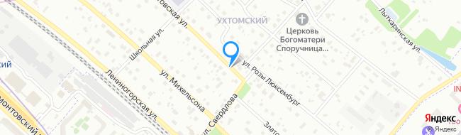 Златоустовская улица