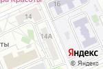 Схема проезда до компании Всероссийское общество инвалидов в Восточном