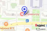 Схема проезда до компании НОТАРИУС СЕЛЯНИНА Е.А. в Москве