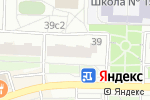 Схема проезда до компании Зорка в Москве
