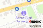 Схема проезда до компании Торгово-производственная компания рушников на свадьбу в Москве