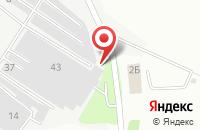 Схема проезда до компании Автосервис в Дзержинском