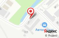 Схема проезда до компании Бравик-П в Дзержинском