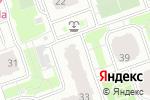 Схема проезда до компании Qiwi в Реутове