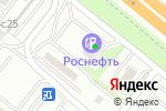 Схема проезда до компании АЗС BP в Котельниках