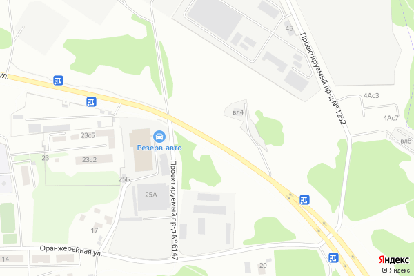 Ремонт телевизоров Улица Салтыковская на яндекс карте