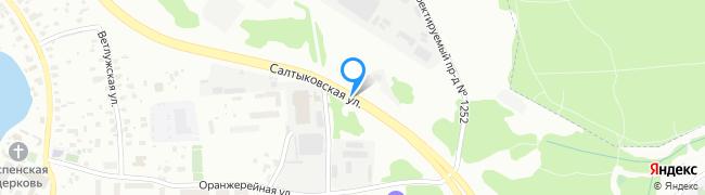 Салтыковская улица