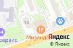 Схема проезда до компании Пеликан в Москве