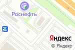 Схема проезда до компании МакАвто в Котельниках