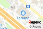Схема проезда до компании Платежный терминал, Московский кредитный банк, ПАО в Люберцах