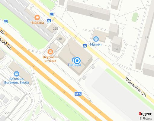 Управляющая компания «ВБ-Комфорт» на карте Люберец