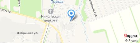 Аварийно-диспетчерский участок Братовщинской РЭС на карте Братовщиной