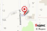 Схема проезда до компании Детский сад №5 в Молдаванском