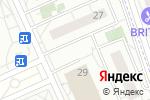 Схема проезда до компании Грандъ Ломбардъ в Москве