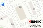 Схема проезда до компании Аливер в Москве