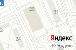 Схема проезда до компании Табакоф в Москве