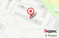Схема проезда до компании Строительные Материалы и Новые Технологии в Череповце