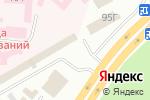 Схема проезда до компании Донецк-Авто ЛТД в Донецке