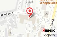 Схема проезда до компании Торговый Дом «Черметдеталь» в Череповце