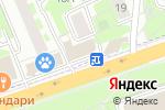 Схема проезда до компании Азрос в Москве