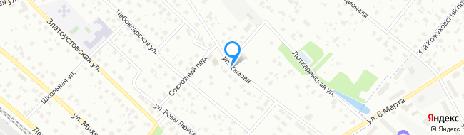 улица Камова