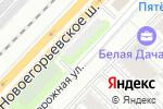 Схема проезда до компании Монтажэлектро в Котельниках