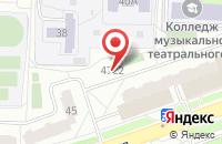 Схема проезда до компании Строймонолитуниверсал-308 в Москве