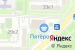 Схема проезда до компании Мастерская по ремонту обуви и изготовлению ключей на Салтыковской в Москве
