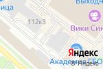 Схема проезда до компании Малышев Додзе в Люберцах
