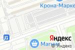 Схема проезда до компании Енисей в Москве