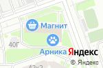 Схема проезда до компании Груминг-студия Елены Травинской в Москве