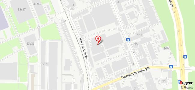 Реутов (Реутов городской округ, Московскаяобл.), Никольская, 3
