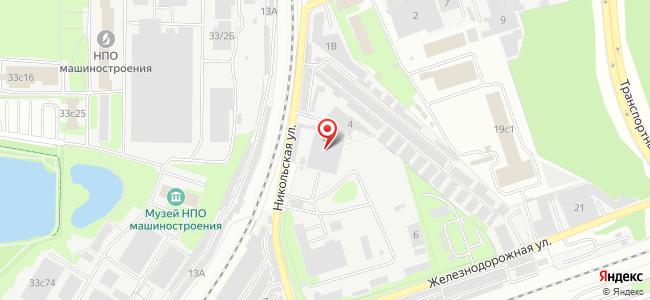 Реутов (Реутов городской округ, Московскаяобл.), Никольская, 4