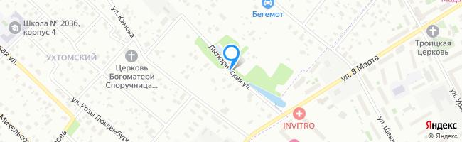 Лыткаринская улица