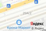 Схема проезда до компании Новокосинский в Москве