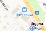 Схема проезда до компании Строительный рынок в Вельяминово