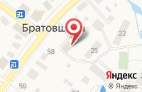 Схема проезда до компании Межпоселенческая библиотека Пушкинского муниципального района в Братовщиной
