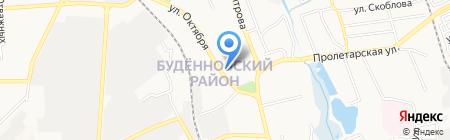 ТЕРРА БАНК ПАО на карте Донецка