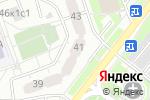Схема проезда до компании Перевозки-Восток в Москве