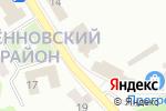 Схема проезда до компании Цукерочка в Донецке