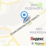 Exist.ru на карте Старого Оскола