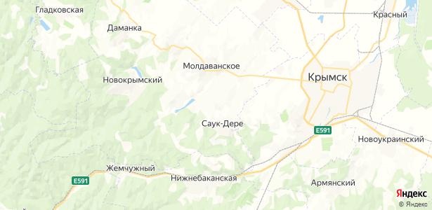 Первенец на карте