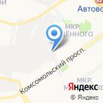 Байкал-Сервис на карте Старого Оскола