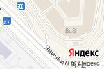Схема проезда до компании Outlet Village Белая Дача в Котельниках