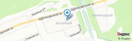 Платежный терминал МОСКОВСКИЙ КРЕДИТНЫЙ БАНК на карте Балашихи