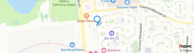 улица Наташи Качуевской