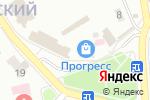 Схема проезда до компании Мастерская душевных вещиц в Донецке