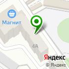Местоположение компании ГИПРОГОР