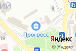 Схема проезда до компании События недели в Донецке