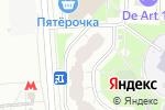 Схема проезда до компании Магазин нижнего белья и колготок в Москве